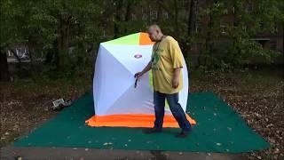 Зимняя палатка куб fishprofi 2