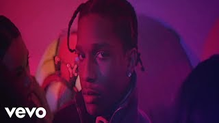 A$AP Rocky - Jukebox Joints (Explicit Version) ft. Joe Fox, Kanye West