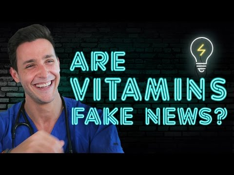 ARE VITAMINS FAKE NEWS? I Doctor Mike