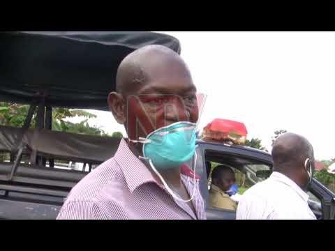 COVID-19: Omugoba wa mmotoka akukunuddwa mu siiringi e Kayunga