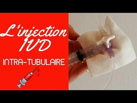Un test sanguin pour le prix de linsuline