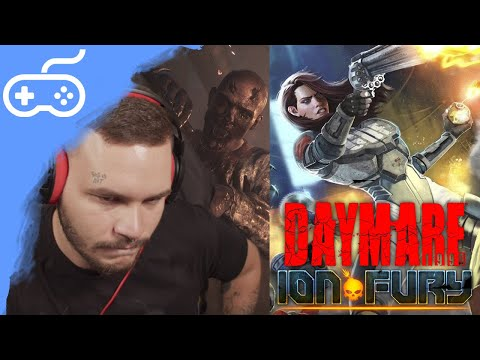Ion Fury a Daymare 1998 - Stream Highlights
