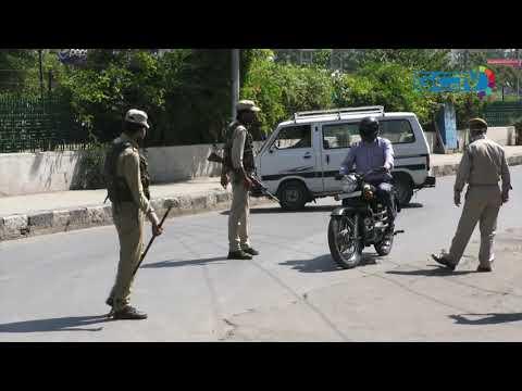 Kashmir goes under lockdown to stem COVID-19 spread