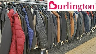 BURLINGTON * JACKETS AND SWEATERS * SHOP WITH ME 2019