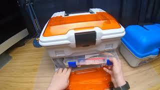 Ящик рыболовный пластиковый t5p multiloader pro zerust 6320tb flambeau