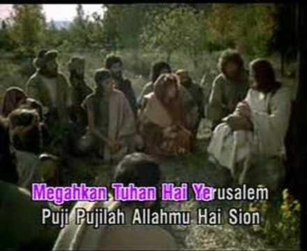 Alfa omega   bermazmur bagi allah