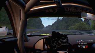 GT Sport VR - My first Lap on Nordschleife