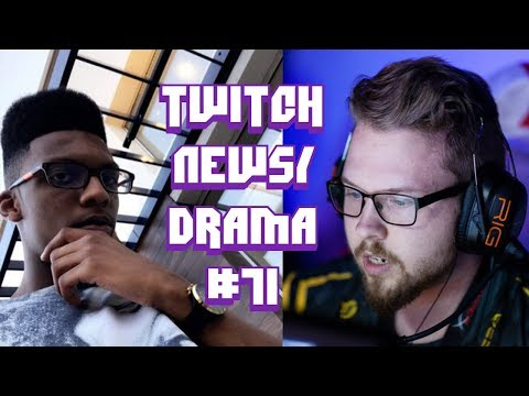 Twitch Drama/News #71 (Black/Graphist Responds, Gross Gore Banned, JasonR banning all Females) (видео)