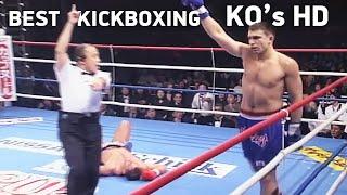 Kickboxing's Best Knockouts | Part 4 HD1998