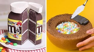 Fancy Chocolate Cake Recipes | So Yummy Chocolate Cake Decorating Ideas | Chocolate Cake Compilation