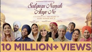 Satguru Nanak Aaye Ne| Celebrating 550 Years Of Guru Nanak Dev Ji |Harshdeep Kaur Ft.Various Artists  IMAGES, GIF, ANIMATED GIF, WALLPAPER, STICKER FOR WHATSAPP & FACEBOOK
