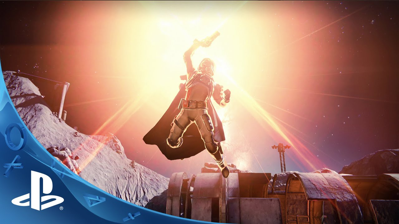 Destiny: How 4.6 Million People Forged Bungie's Sci-Fi Epic