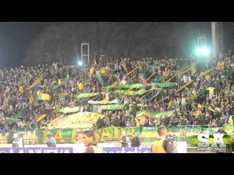 """""""Aldosivi 1   Central 3 // Www.SomosAldosivi.Com.Ar"""" Barra: La Pesada del Puerto • Club: Aldosivi"""