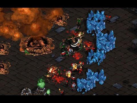 P - Kaze (T) v Terror (Z) on  Match Point - StarCraft - Brood War REMASTERED
