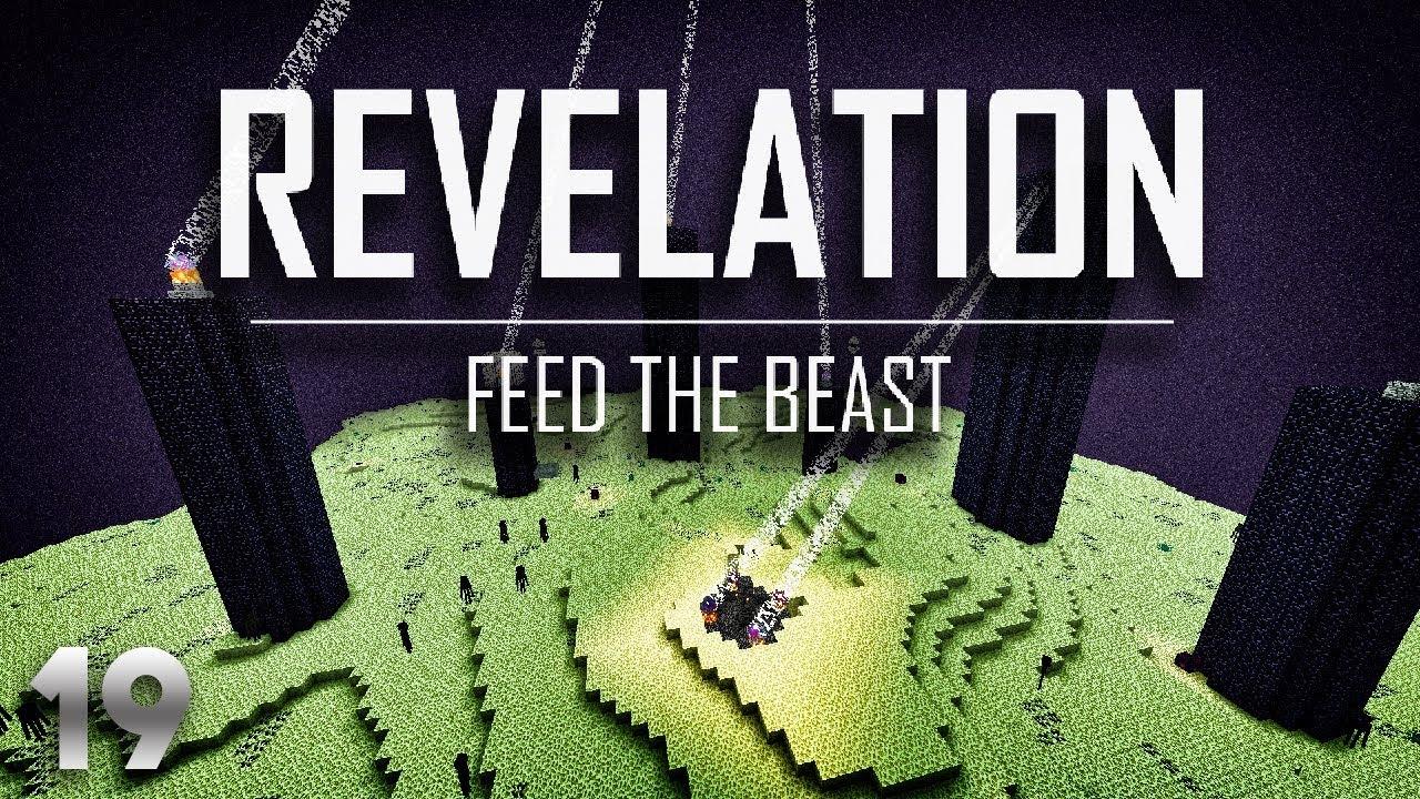 FTB Revelation EP19 Super Fast Flight - YouTube