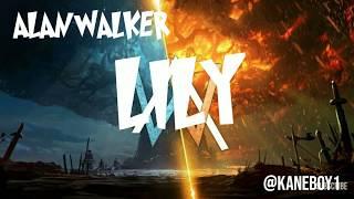 Alan Walker - LILY (Lyrics) Ft. K-391 & Emelie Hollow