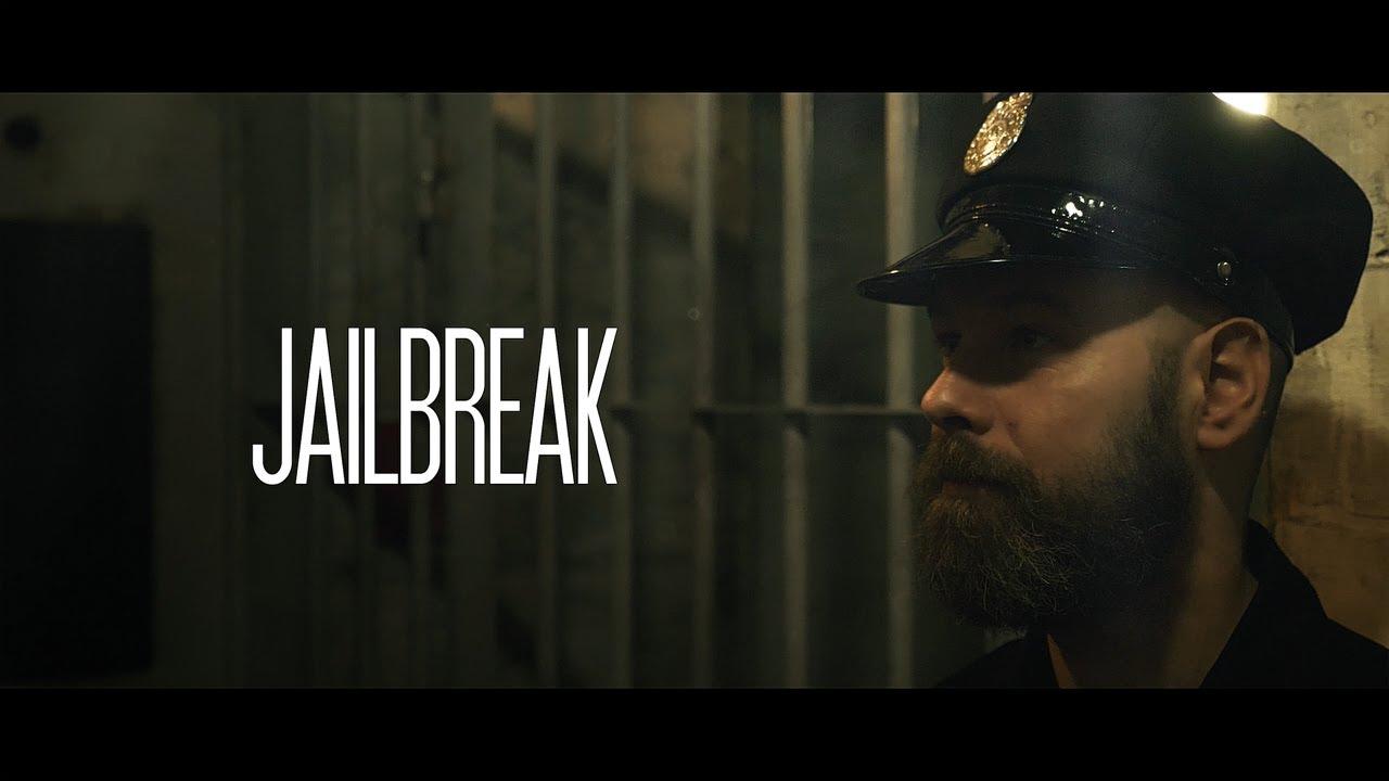 Jailbreak Escape Room - Jail Guard