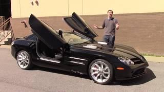 Mercedes SLR - забытый суперкар за $500 000