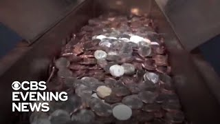 Shortage of coins in circulation causes concerns for small businesses and consumers