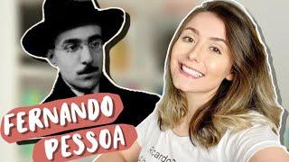 Fernando Pessoa E Seus Heterônimos *introdução*   Bruna Martiolli