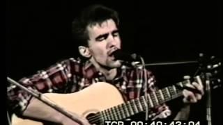 Вечер памяти Александра Башлачёва 1988год