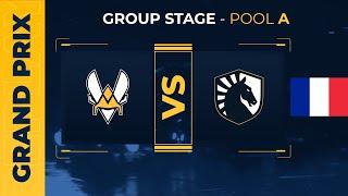 Vitality Vs Team Liquid - Summer Grand Prix - Group Stage