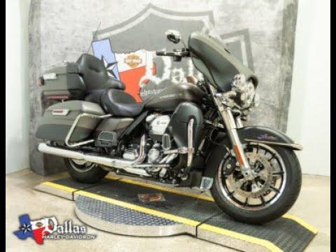 2019 Harley-Davidson<sup>®</sup> Ultra Limited FLHTK