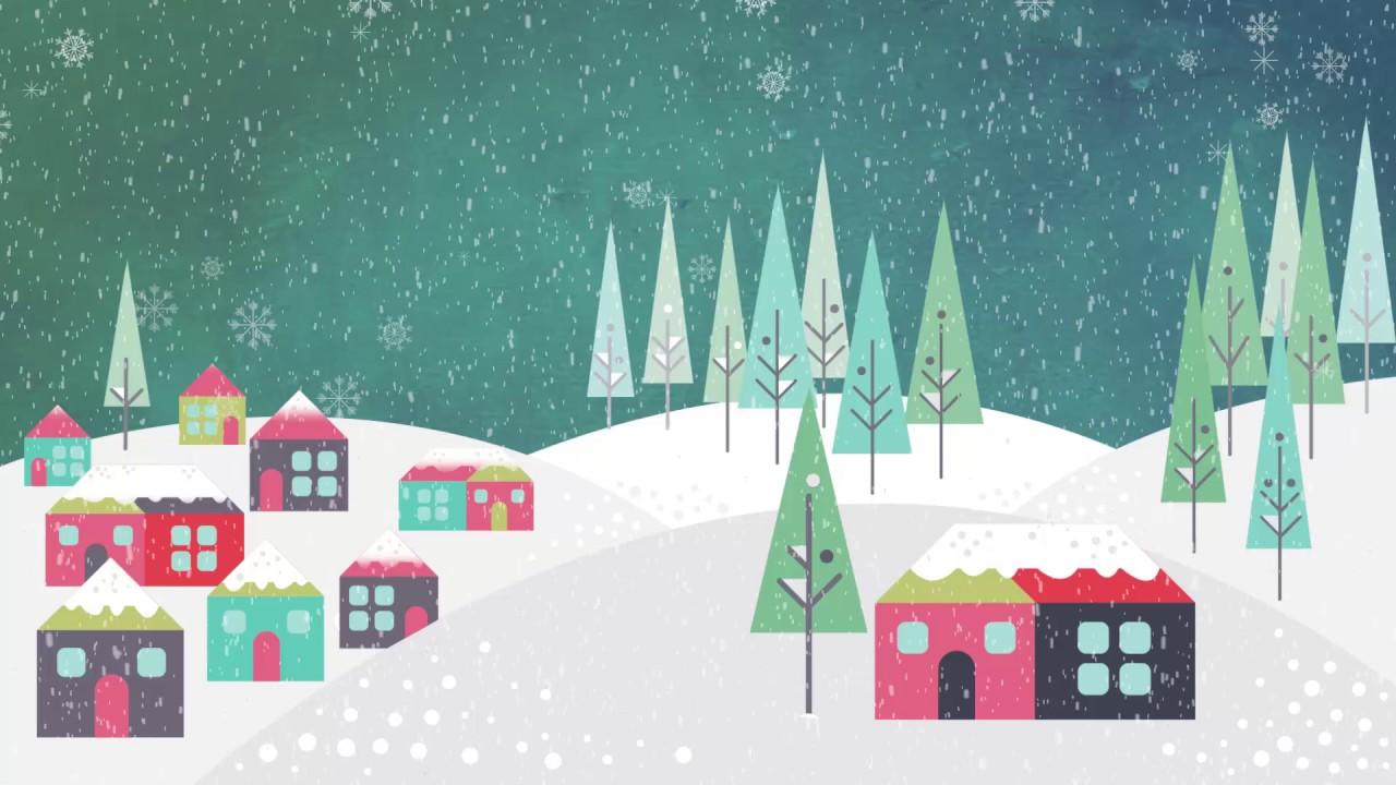 Un invierno para celebrar - Cantoalegre - Video de Navidad