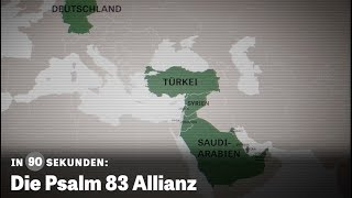 Die Psalm 83 Allianz | In 90 Sekunden