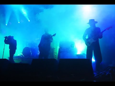 Fields Of The Nephilim - Last Exit For The Lost - Glasgow, Barrowlands, 27th June 2019