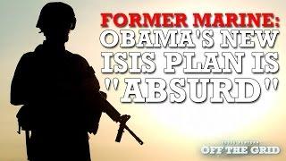 "Iraq War Vet Matthew Hoh Tells Jesse Ventura Obama's New ISIS Plan is ""Absurd"" | OTG - Ora TV"
