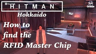 Hitman | Hokkaido | How to get the universal keycard for all access | Trophy Flatline
