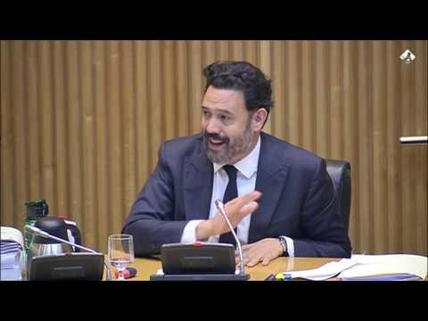 Guillermo Mariscal. Vicepresidente Segundo de la Comisión para la Reconstrucción, en el Congreso.