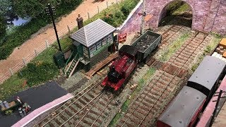 Bracknell Railway Society Model Railway Exhibition   Saturday 27th October 2018.