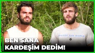 Yusuf'tan Atakan Hakkında Skandal Sözler! - Survivor 55. Bölüm