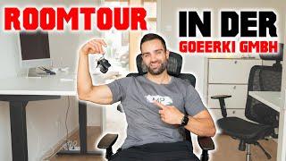 Mein NEUES OFFICE - Roomtour in der Goeerki GmbH!