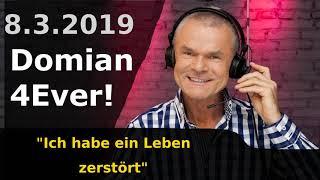 Ich Habe Ein Leben Zerstört   Domian4Ever 2019 03 08 📻