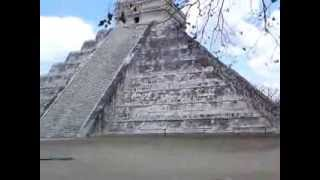 preview picture of video 'Travel to Chichen-itza, México'