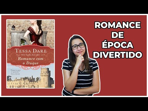 Romance com o Duque - Tessa Dare [Resenha]