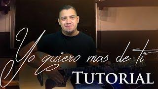 Yo quiero mas de Ti - Jaime Murrell. #YoQuieroMasDeTi #JaimeMurrell #MusicaCristiana #Adoracion
