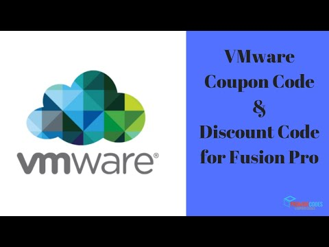 Use VMware Upto 33% Coupon and Promo Codes