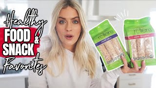 HEALTHY GROCERY STORE FOOD HAUL AND SNACKS