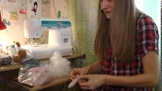 В Харькове мастерица из Донецка шьет мягкие игрушки