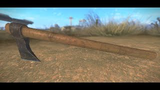FNV Arsenal Weapons Overhaul - Tomahawk