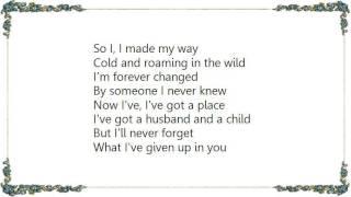 Dixie Chicks - Voice Inside My Head Lyrics