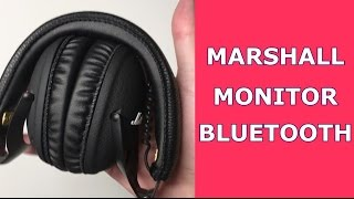 Marshall Monitor Bluetooth Test & Unboxing ✅