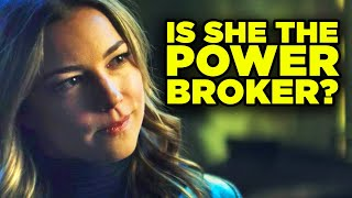 Falcon and Winter Soldier: Power Broker = Sharon Carter? Episode 3 Q&A | Inside Marvel