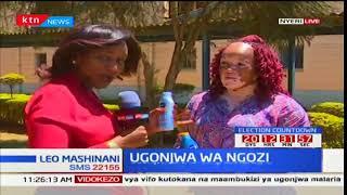 Mwakilisha wadi serikali iliyopita Nyeri, Wangui Njee kujulisha watu kutokana na ugonjwa wa Vitiligo