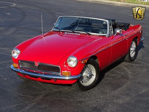 Video of '74 MGB - MH9E