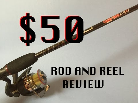 Ugly Stik GX2 Fishing Rod Reel Combo Review – Alpha Outdoors
